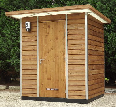 Ensuite pitches, ensuite campsite pods
